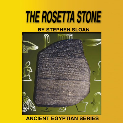 The Rosetta Stone audiobook cover art