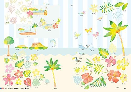 『Sweet & Natural手描きでかわいいイラストとフォントの素材集[水彩・色鉛筆・パステル・クレヨン・線画]』の16枚目の画像