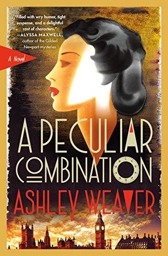 A Peculiar Combination: An Electra McDonnell Novel (Electra McDonnell Series Book 1) (English Edition)