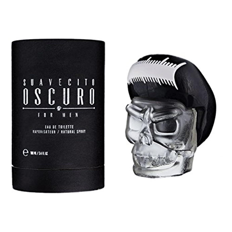地味な時制ガレージSUAVECITO スアベシート 【Oscuro - Men's Cologne】 メンズコロン コロン 3.4 FL OZ(約100ml) 香水