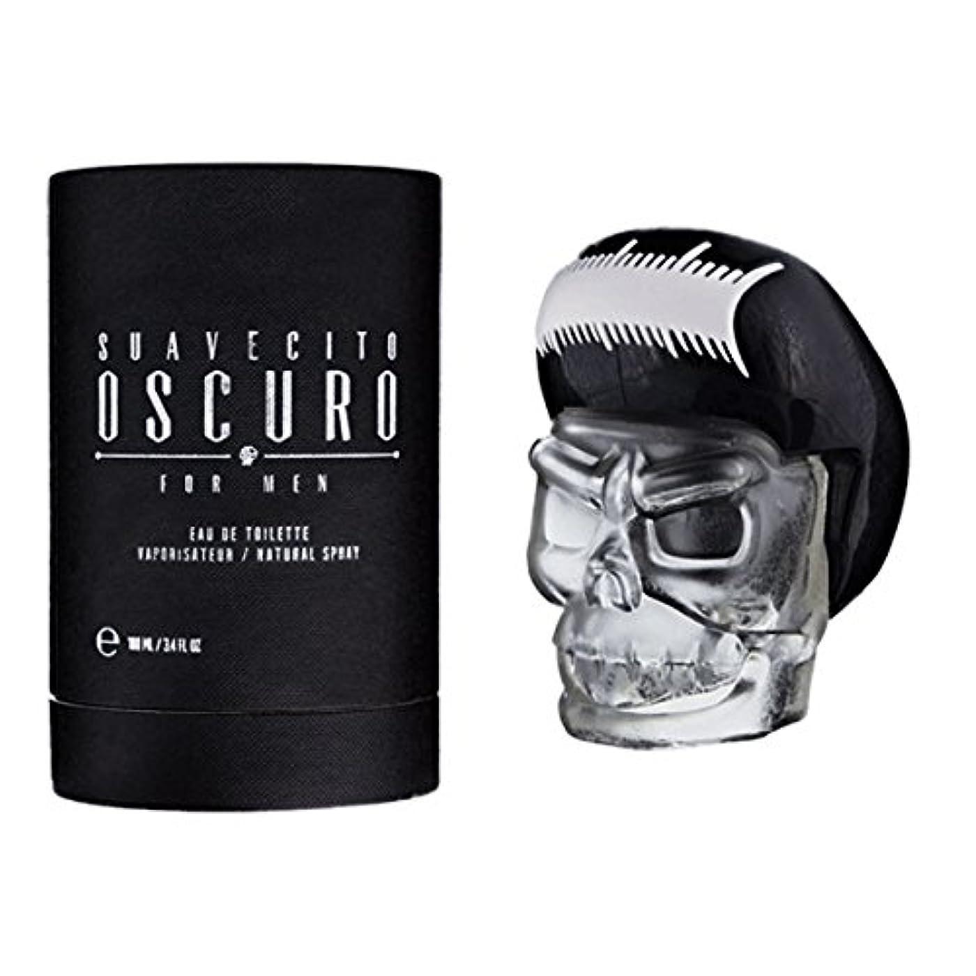 アベニュー合法不平を言うSUAVECITO スアベシート 【Oscuro - Men's Cologne】 メンズコロン コロン 3.4 FL OZ(約100ml) 香水