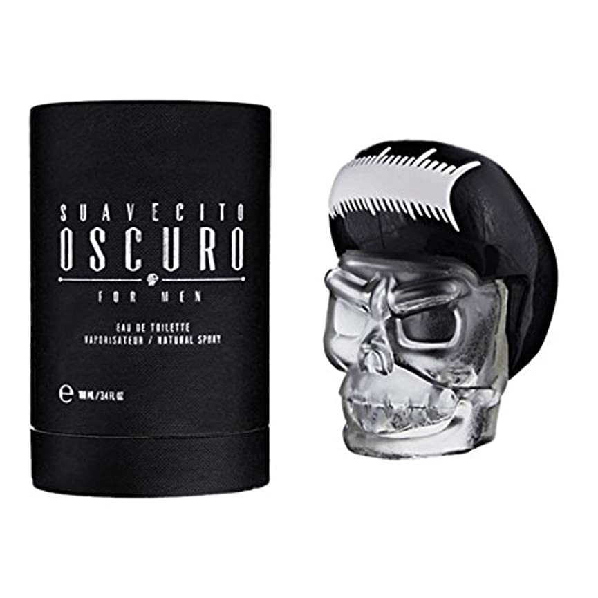サンダル普遍的な鈍いSUAVECITO スアベシート 【Oscuro - Men's Cologne】 メンズコロン コロン 3.4 FL OZ(約100ml) 香水