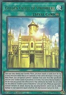 Golden Castle of Stromberg - DUOV-EN094 - Ultra Rare - 1st Edition