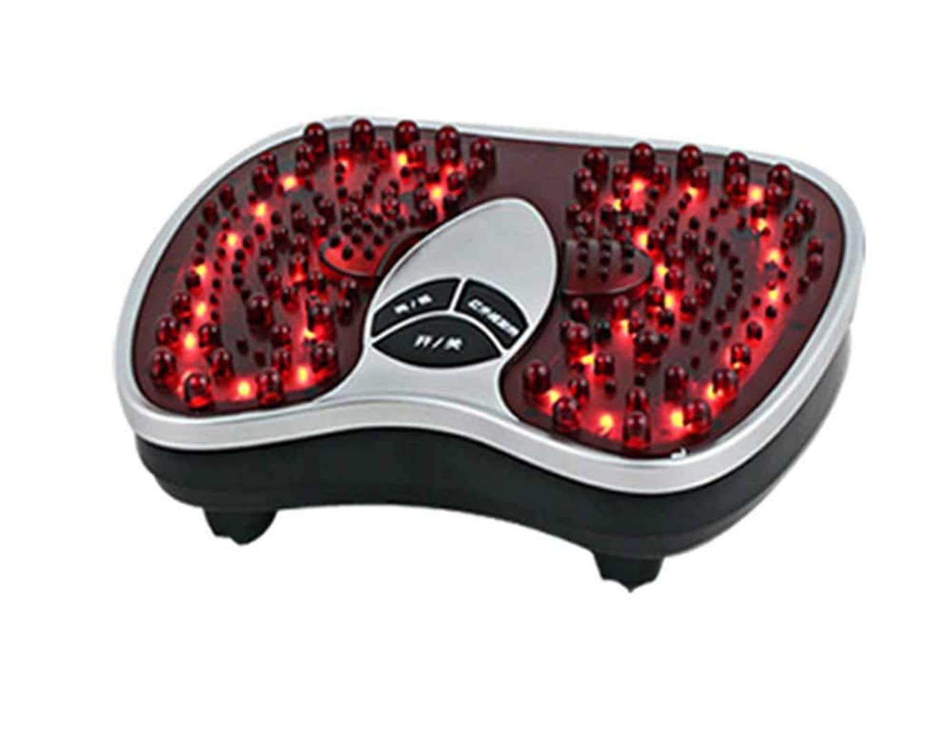 オッズもろい施設フットマッサージャーフットマッサージャー赤外線低周波パルスフットマッサージャー振動は効果的に足の疲労を解消することができます