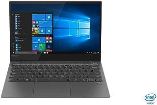 Lenovo Yoga S730 Slim & Light Laptop, Intel Core i7-8565U, 13.3 Inch, 512GB SSD, 16GB RAM, Intel Graphics, Win10, Eng-Ara KB, IRON GREY