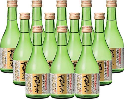 英勲 純米吟醸 古都千年300ml詰・12本組