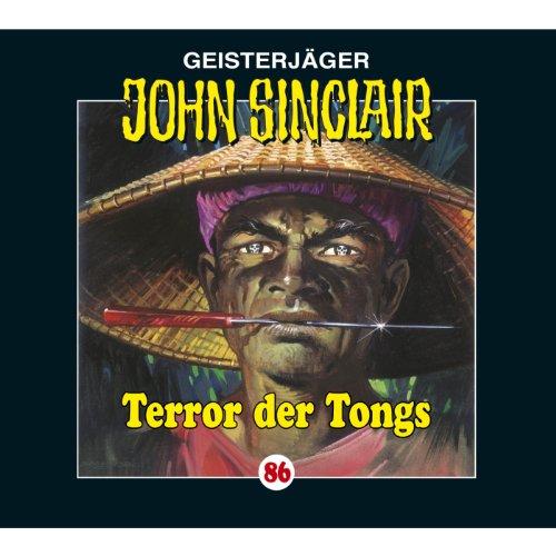 Terror der Tongs audiobook cover art