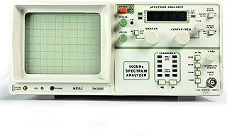 Electronic measuring equipment SM5005 Handheld Spectrum Analyzer Frequency 0.15-500 MHz Instrumen No Tracking Signal Generator (Size : 220V)