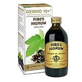 Dr. Giorgini Integratore Alimentare, Ribes Nero Gemmoderivato Concentrato Liquido Analcoolico - 200 ml