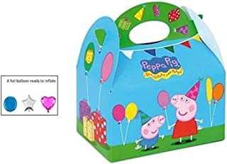 Amazon Co Uk Peppa Pig Party Bags Party Supplies Toys Games