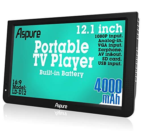 ASPURE Digitaler DVB-T2 TFT...