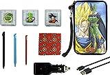 Konix - Lote de Accesorios Dragon Ball Z compatibles con Nintendo 3DS
