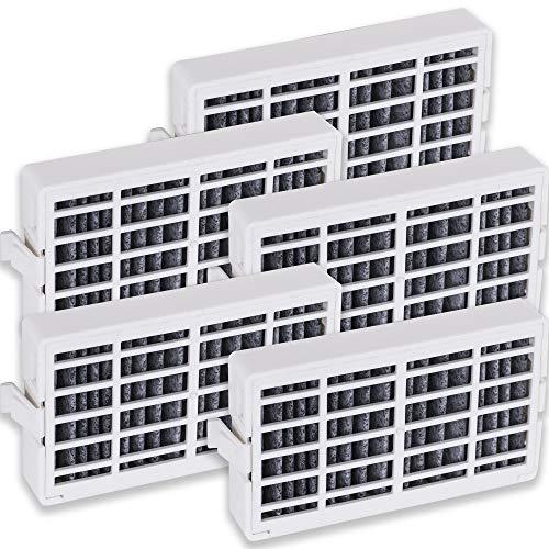 Blue Stars - Repuesto de filtro de aire para frigorífico W10311524 Ultra Durable – Ajuste exacto para refrigeradores Whirlpool y KitchenAid – Sustituye a AIR1, W10315189,...