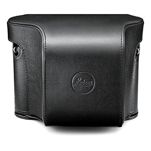 Bereitschaftstasche Leica Q (Typ 116), Leder, schw
