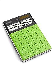 $36 » ZANZAN Calculator Electronic Desktop Calculator with 12-Digit Large Display Solar and Battery Dual Power Standard Handheld...