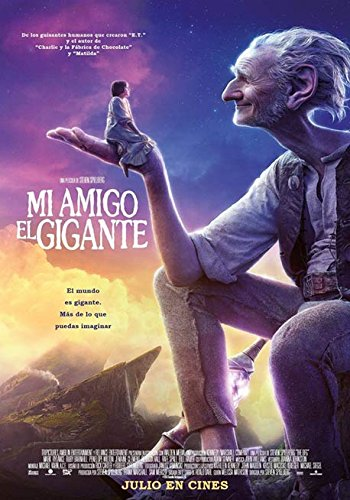 BFG: Big Friendly Giant (The BFG, Spanien Import, siehe Details für Sprachen)
