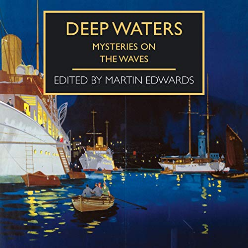 Deep Waters cover art