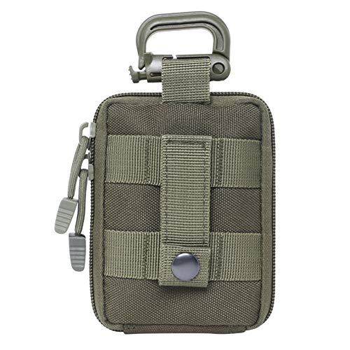 Greyghost EDC Pouch Range Bag Organizer Man Pouch Portemonnee Kleine tas Jacht Accessoires Vest Apparatuur voor Outdoor Groen