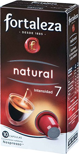 Café Fortaleza, Cápsulas de café (Natural) - 5 de 10 Cáp