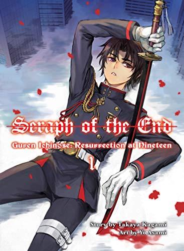 Seraph Of The End: Guren Ichinose, Resurrection At Nineteen [Idioma Inglés]