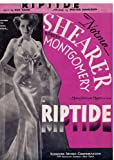 "sheet music cover: ""Riptide"""