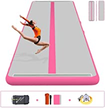 Sinolodo Gym Mats Tumbling Track – for Cheerleading, Gymnastics Training, Beach, on..