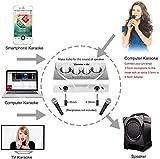 Immagine 1 mixer karaoke bonvvie audio microfono