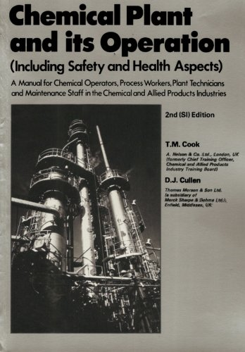 Chemical Plant and Its Operation: Including Safety and Health Aspects (Pergamon international library of science, techno