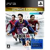FIFA14 ワールドクラスサッカー Ultimate Edition (Ultimate Team:24 ゴールドパックス ダウンロードコード、adidas オールスターチーム ダウンロードコード、プロブースター ダウンロードコード、ゴールセレブレーション ダウンロードコード、歴代クラブキット ダウンロードコード、レオ・メッシ スチールブックケース 同梱) - PS3