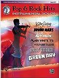 Pop & Rock Hits Instrumental Solos Violin - Violine Noten [Musiknoten]