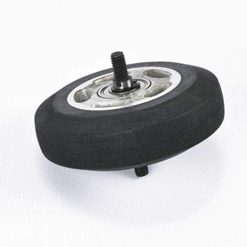 Johnson Health Technologies Roller Wheel 013124-Z Works with Horizon Fitness Gear Tempo Elliptical Crosstrainer