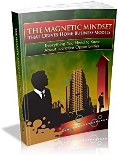 The Magnetic Mindset that Drives Home Business Models (Wealth Development Pack Book 1) (English Edition)