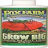 6. Fox Farm 6-4-4, 1-Pint FX14092 Grow Big Liquid Concentrate Fertilizer, Soil NPK 6-4