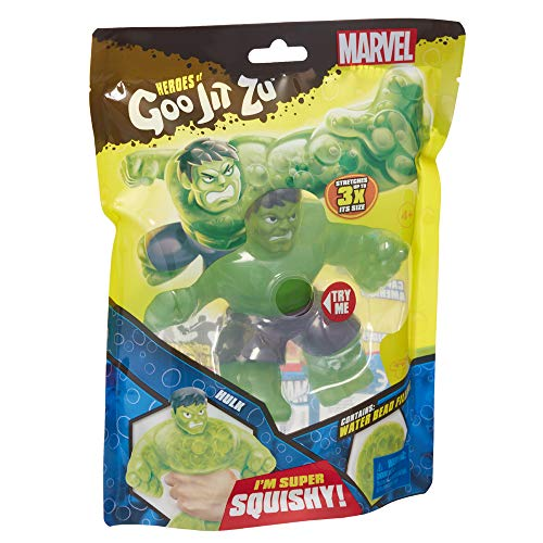 Heroes of Goo Jit Zu - Figura Superhéroe Marvel - Hulk