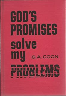 God's promises solve my problems (A dynamic Bible living publication)
