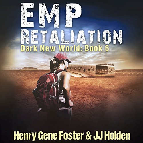 EMP Retaliation audiobook cover art