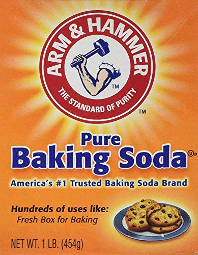 10x454g Sparen! Arm & Hammer Baking Soda