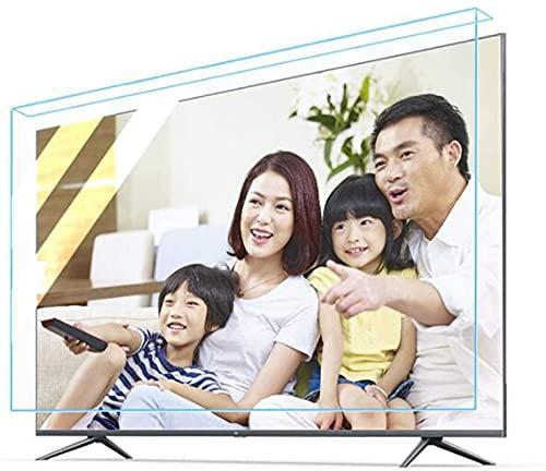 VTAMIN Película protectora de la pantalla del televisor anti-azul colgante, la placa de aislamiento anti-aplastamiento a prueba de explosiones puede bloquear la luz azul dañina y reducir la fatiga ocu