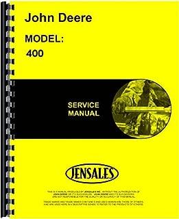 john deere 400 manual