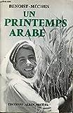 Un printemps arabe - Albin Michel