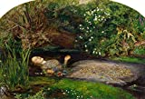 John Everett Millais Ophelia Google Art Project p1350 A4