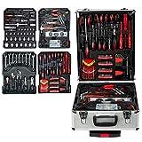 Ausbuy Tool Set Portable Tough Tool Kit Box (899PCS)