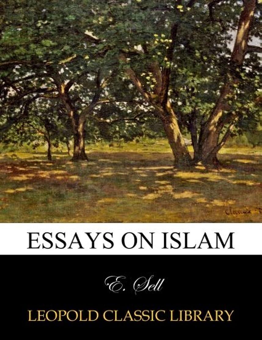 三角形トランスミッション壁紙Essays on Islam