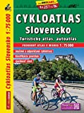 Fahrrad-Atlas Slowakei (1:75.000)