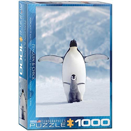 EuroGraphics Puzzle Penguin & Küken