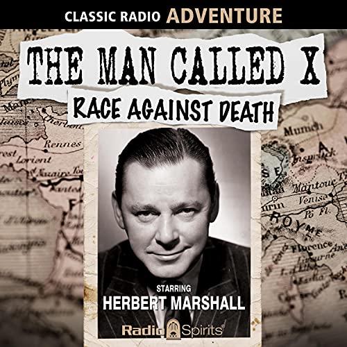 Couverture de Man Called X: Race Against Death