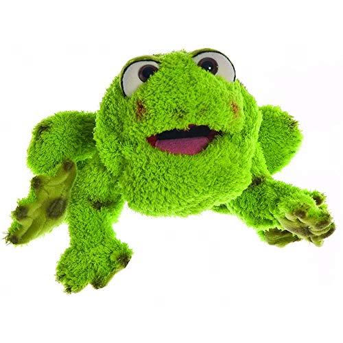 Living Puppets Rolf der Frosch W 207 Handpuppe
