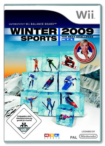 RTL Winter Sports 2009 [import allemand]