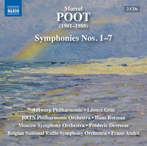 Symphonies N.1-7