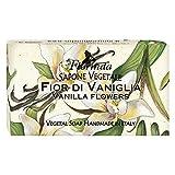 Florinda - Sapone Vegetale - Seife Vanilleblüte - pflanzliche Seife aus Italien
